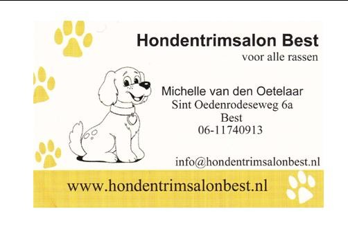 Hondentrimsalon Best